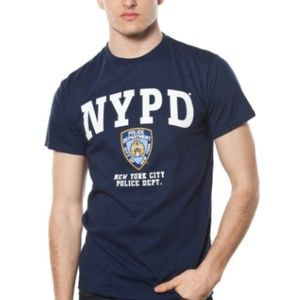 c39872409 NYPD Shirts | Mens Tshirt L Cotton Officially Licensed | Poshmark